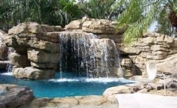 Rocce e grotte artificiali stanze di sale e grotte di for Prodotti per piscina prezzi